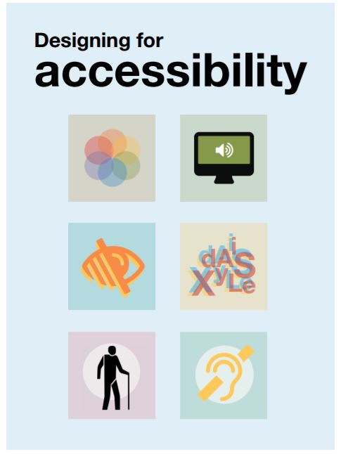Designing for Accessibility Image